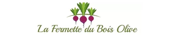 Grand Logo La Fermette du Bois Olive